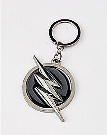 Zoom Logo Keychain - DC Comics