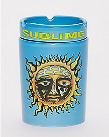 Sublime Storage Jar and Ashtray - 6 oz.
