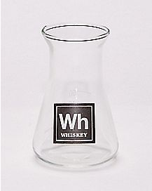 Whiskey Beaker Shot Glass - 2.75 oz