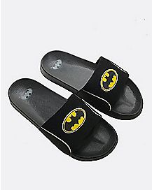 Slide Batman Sandals - DC Comics