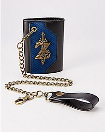 Breath of the Wild Chain Wallet - The Legend of Zelda