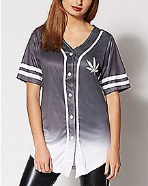 Pot Leaf All Star Jersey T Shirt