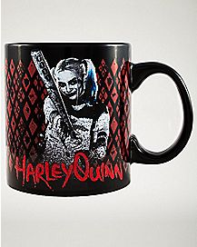 Harley Quinn Mug 20 oz.- DC Comics