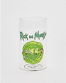 Rick and Morty Cup - 16 oz