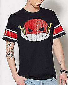 Chibi Flash Jersey T Shirt
