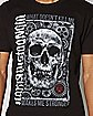 Ambigram Skull Kill T Shirt