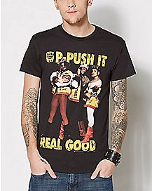 Push It Salt N Peppa T Shirt
