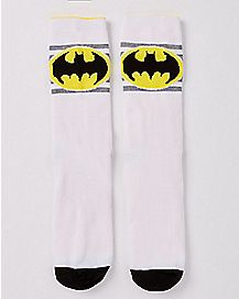 Batman Reversible Crew Socks - DC Comics
