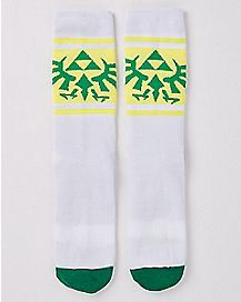 Reversible Crew Socks- The Legend of Zelda
