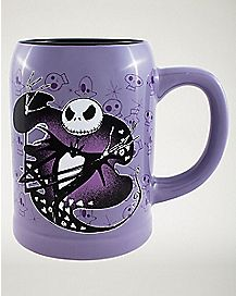 Jack Skellington Stein Mug 22 oz. - The Nightmare Before Christmas