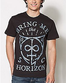 Shield Bring Me The Horizon T Shirt