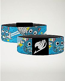 Happy Elastic Bracelet - Fairy Tail