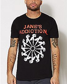 Jane's Addiction T Shirt