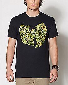 Weed Wu-Tang Clan T Shirt