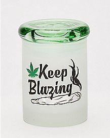 Keep Blazing Storage Jar - 3 oz.