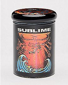 Sublime Storage Jar - 3 oz.