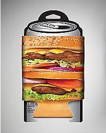 Cheeseburger Can Cooler
