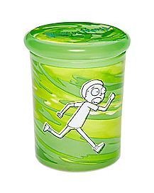 Rick and Morty Storage Jar - 6 oz.