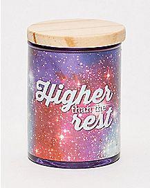 Higher Than The Rest Storage Jar - 3 oz.