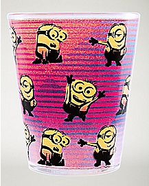 Minions Shot Glass 1.5 oz - Despicable Me