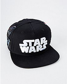 Patch Star Wars Snapback Hat