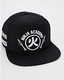 Ninja Academy Naruto Snapback Hat