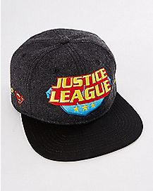Justice League Snapback Hat