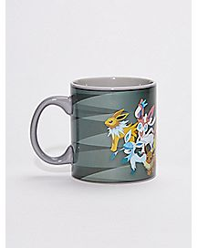Evolution Eevee Coffee Mug - Pokemon
