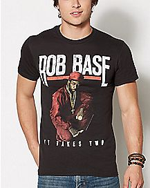 It Takes Two Rob Base T Shirt