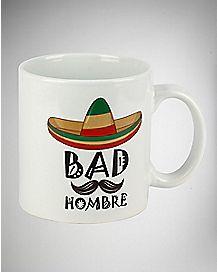 Bad Hombre Mug - 22 oz.