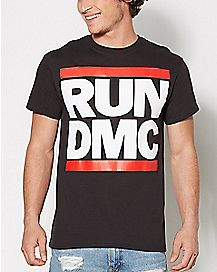 Logo Run DMC T Shirt