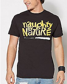 Down With OPP Naughty By Nature T Shirt