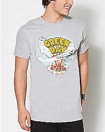 Dookie Green Day T Shirt