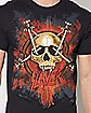 Logo Skull Slayer T Shirt