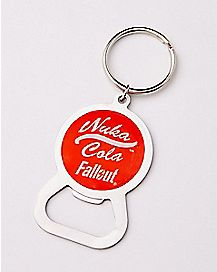 Nuka Cola Keychain - Fallout