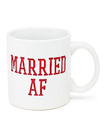 Married AF Mug - 20 oz
