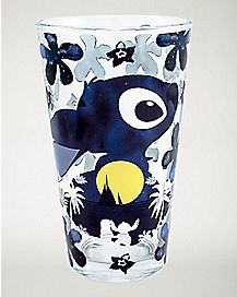 Night Sky Stitch Pint Glass 16 oz - Lilo & Stitch