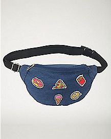 Food Patch Fanny Pack
