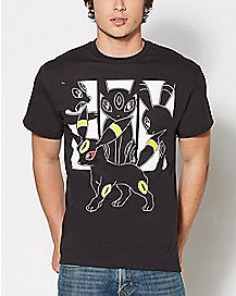 Umbreon T Shirt - Pokemon