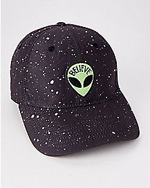 Believe Alien Dad Hat
