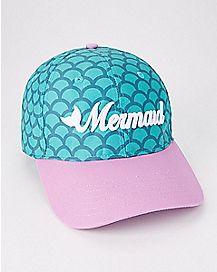 Mermaid Dad Hat