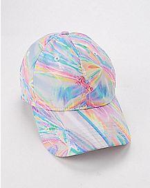 Watercolor Unicorn Dad Hat