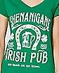 Shenanigans Pub T Shirt