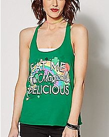 Irish Eat Me Tank Top