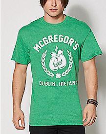 McGregors Dublin Ireland T Shirt