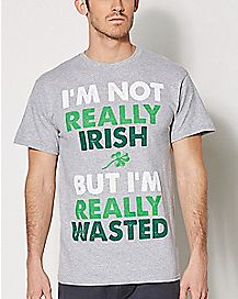 Really Wasted T Shirt