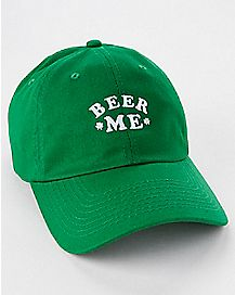 Beer Me Dad Hat
