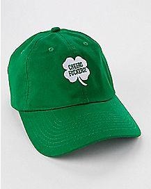 Cheers Fuckers Dad Hat