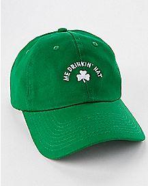 Me Drinkin' Hat Dad Hat