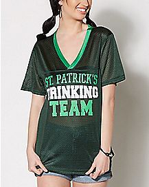 St. Patrick's Day Drinking Team Jersey
